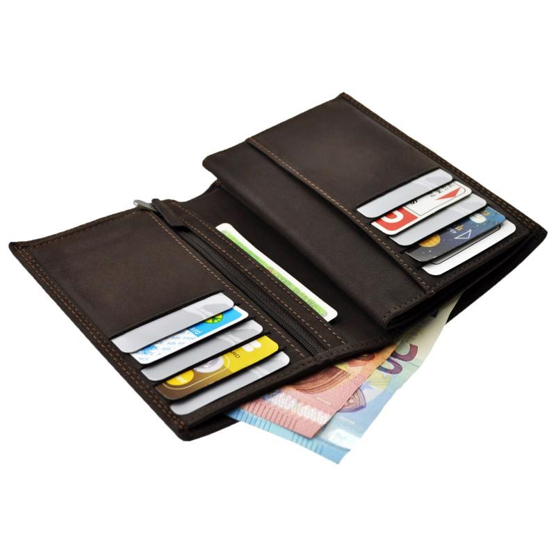 portefeuille porte carte cr dit monnaie femme homme en. Black Bedroom Furniture Sets. Home Design Ideas