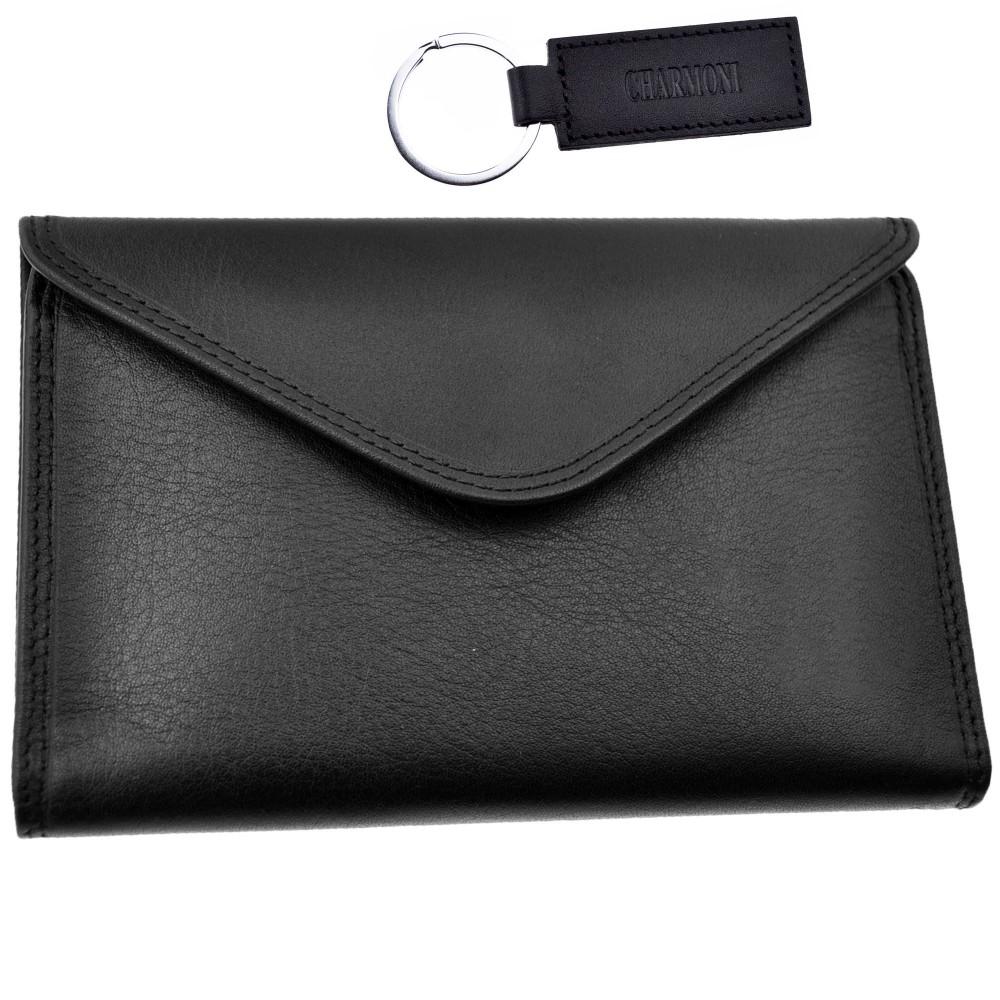 moins cher 4c595 f68ca étuis enveloppe portefeuille carte grise permis avec porte ...